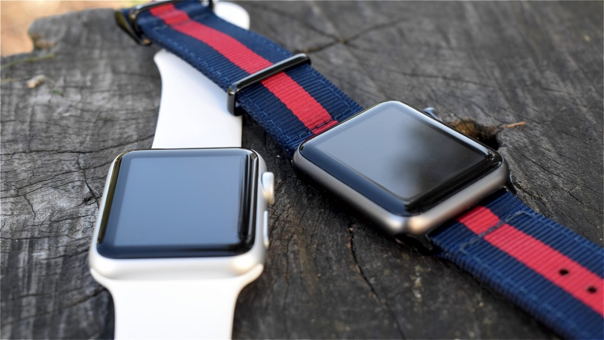 And finally: Apple Watch screen issues