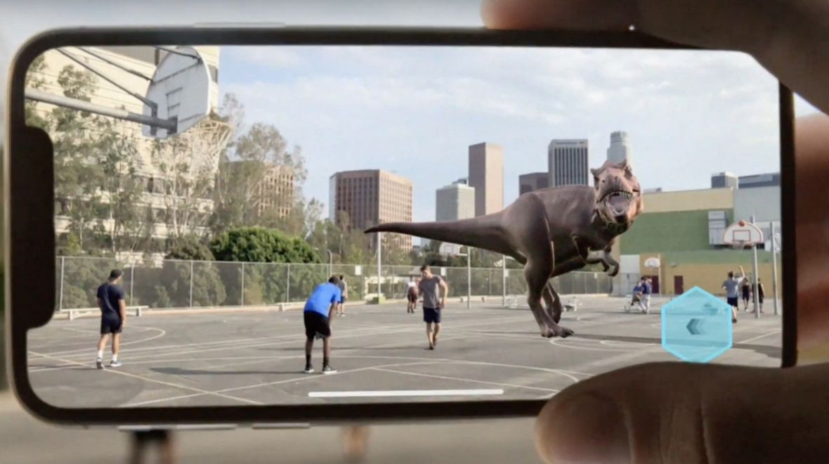 Apple's AR headset planned for 2020