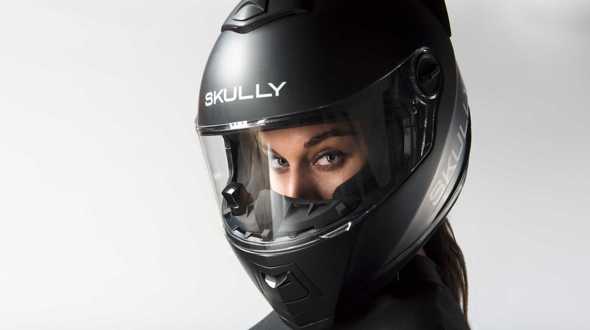 Smart helmets: Life after Skully