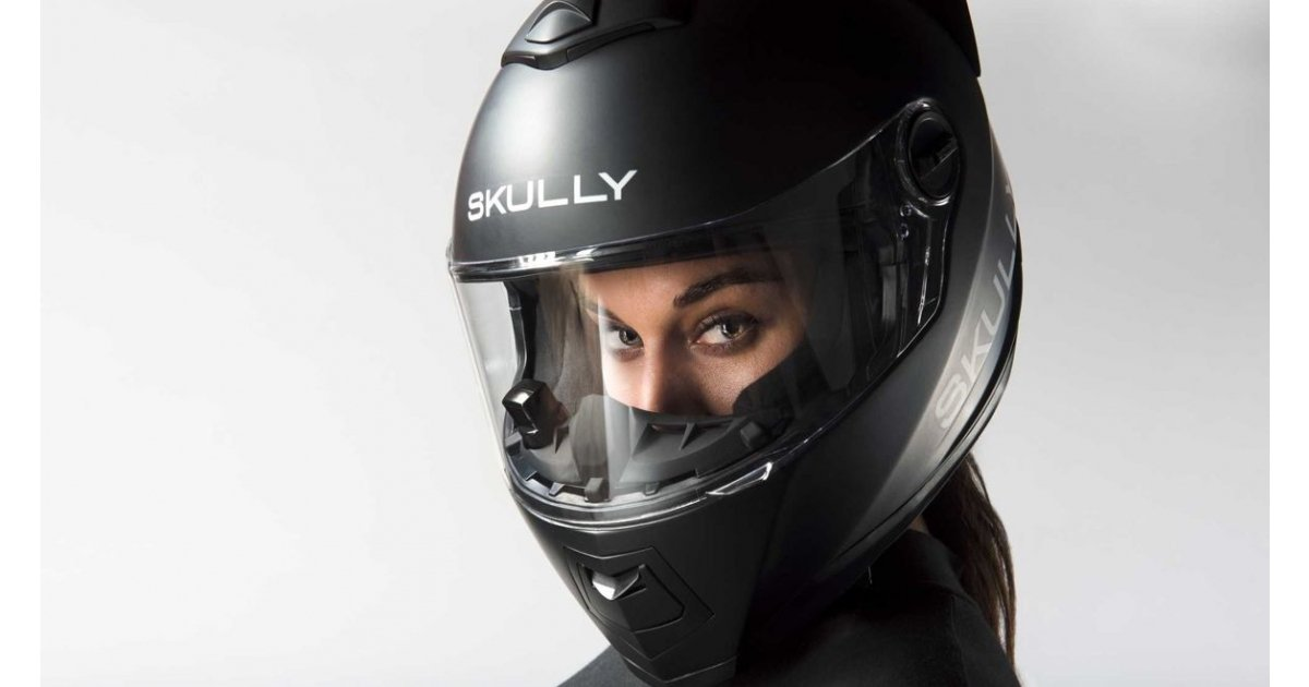 Life After Skully Meet The Startups Chasing The Smart Motorcycle Helmet Dream
