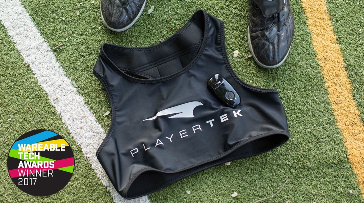 Testing out Playertek's smart vest