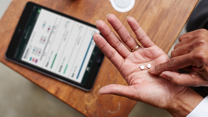 First smart pill approved by the FDA