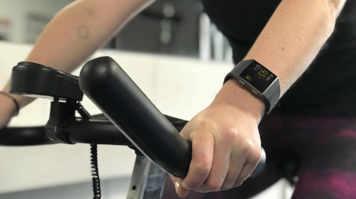 Get spinning with the Fitbit Ionic