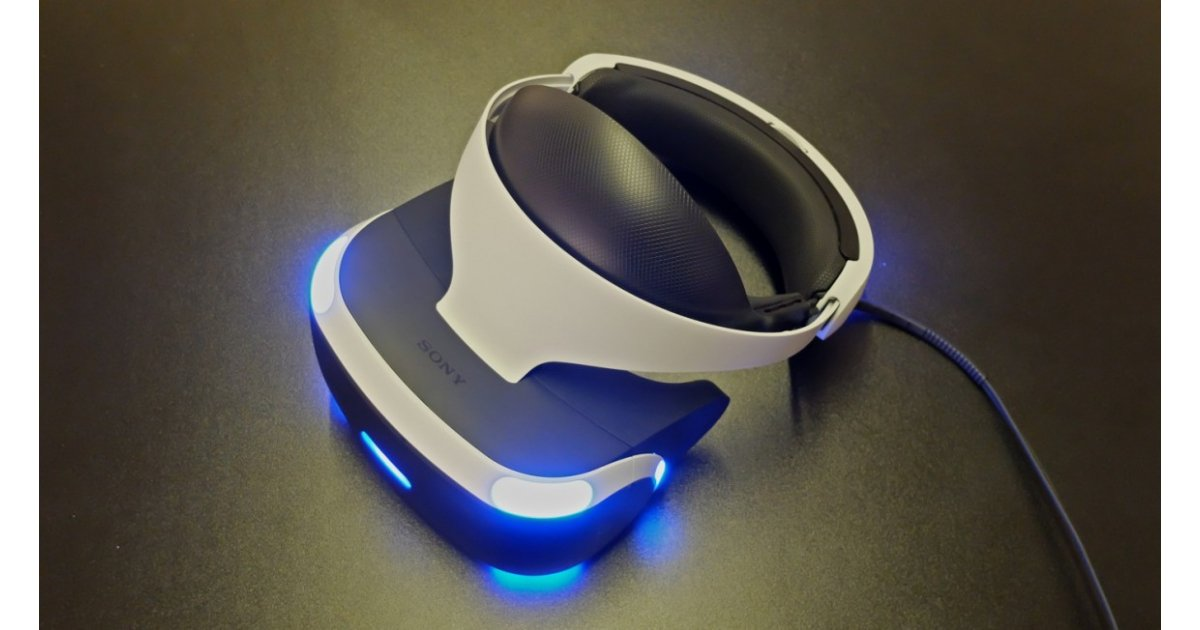 16c97635ac6 Sony PlayStation VR review