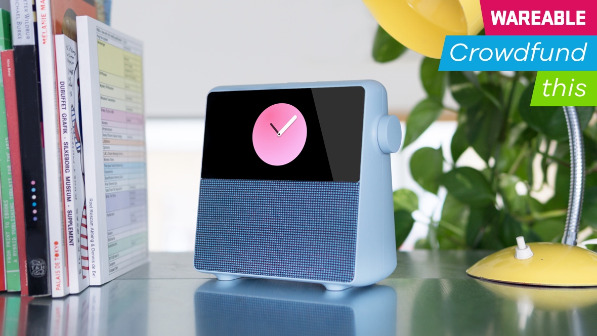 Circa's alarm clock sleep tracker