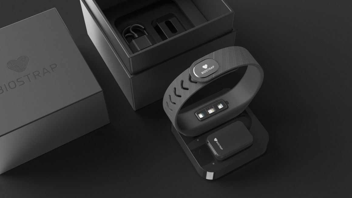 Biostrap lets you track your loved ones