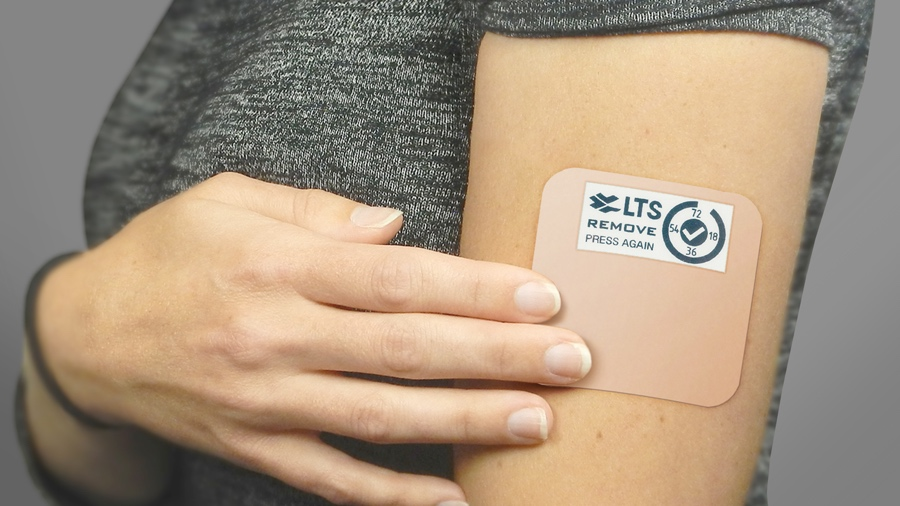 Smart health patches are coming