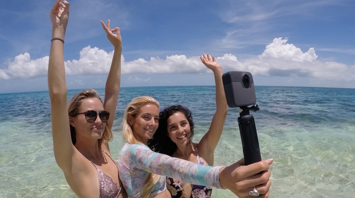 The best 360-degree cameras