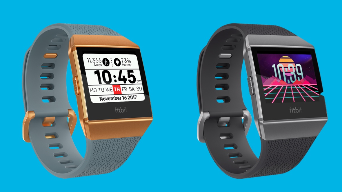 Best Fitbit Ionic watch faces
