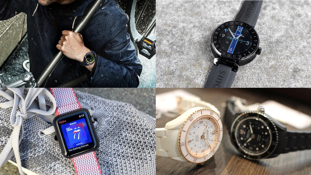 The year in smartwatches