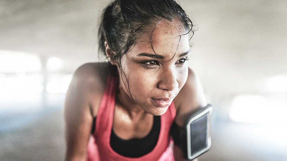 Wearables and sweat tracking
