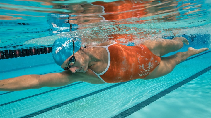 Spire and Swim.com unveil smart swimsuit