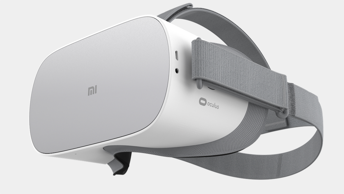 Oculus, Xiaomi team up on standalone headset