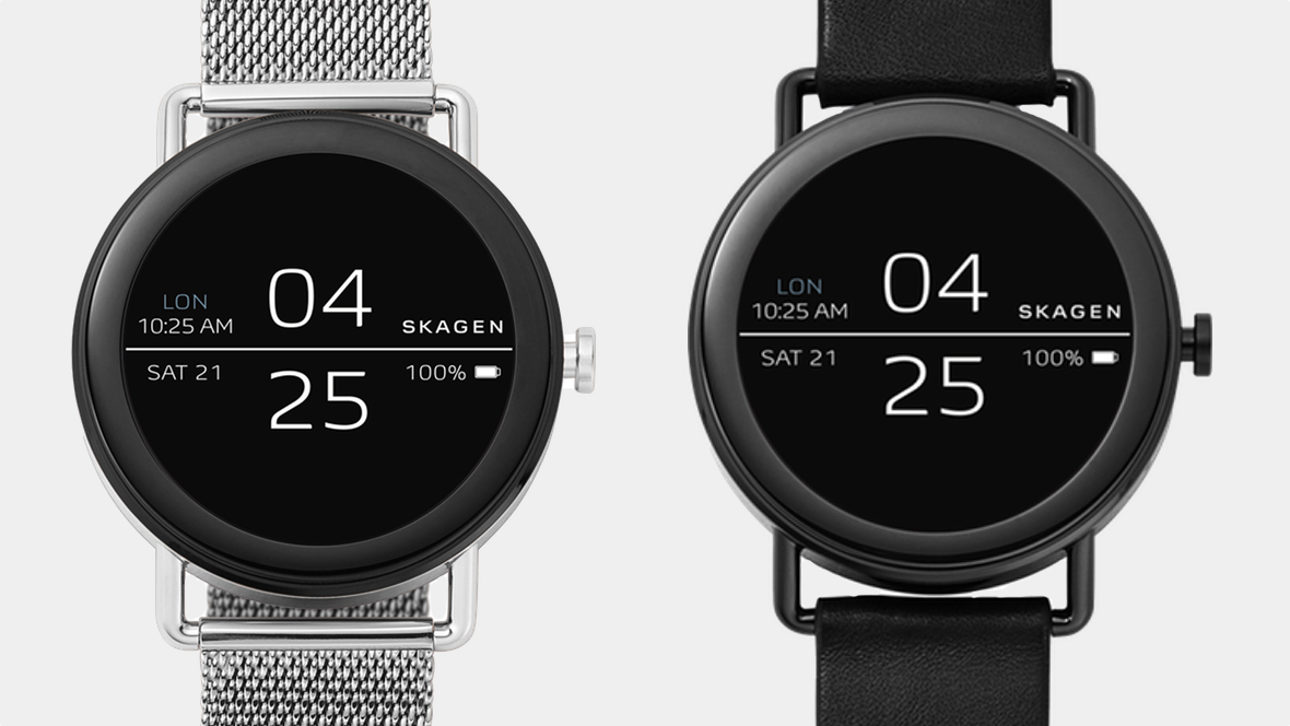 Skagen's first Android Wear watch unveiled