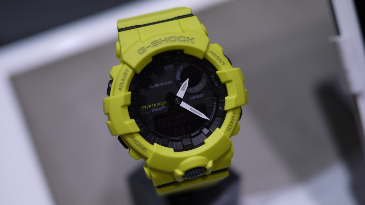 Casio's first hybrid lands at CES
