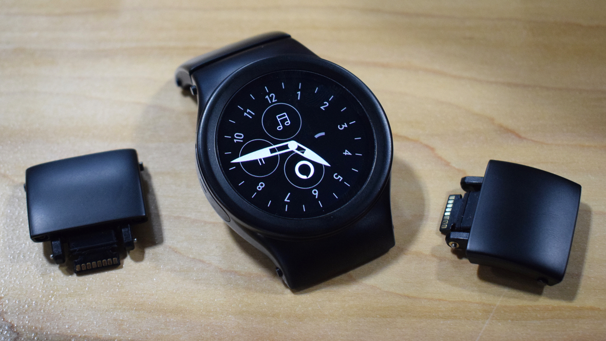 Hands on with Blocks smartwatch