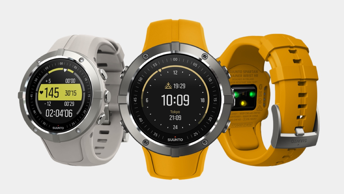 Suunto Spartan update brings HR zones