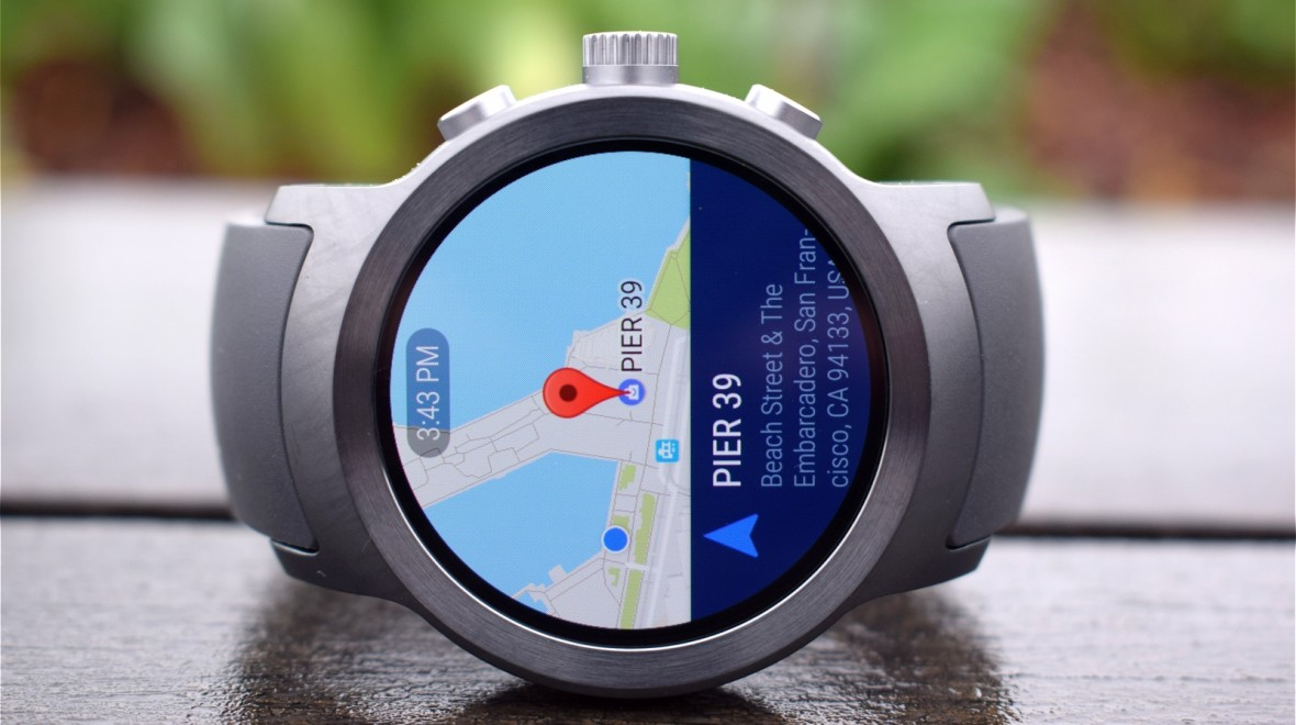LG Iconic smartwatch incoming