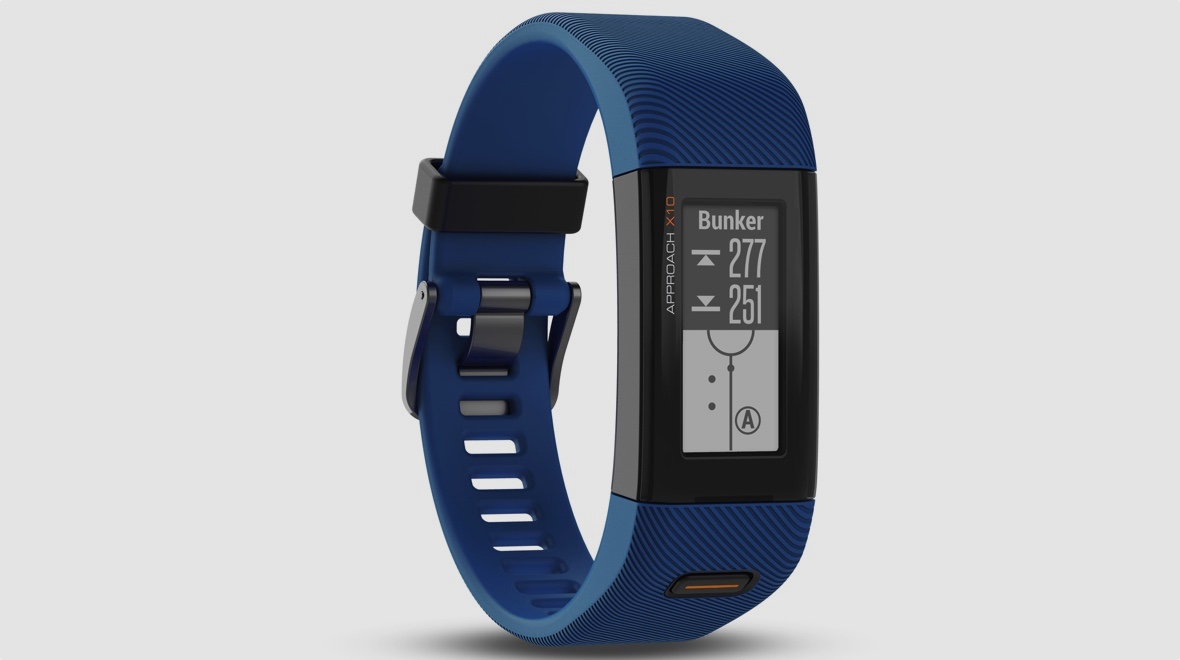 ​Garmin Approach X10 keeps things simple