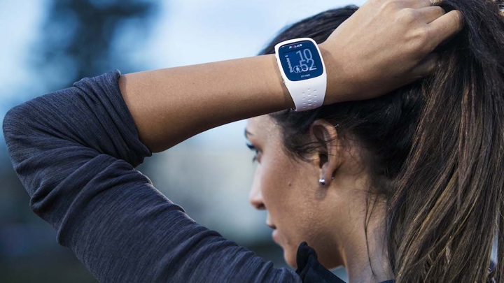 Heart rate variability and running