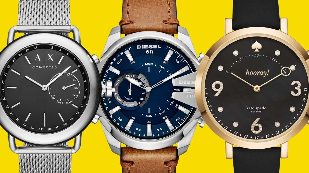 Fossil's smartwatch bet is paying off