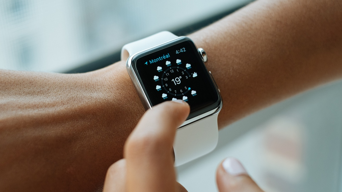 Apple's wearable business is thriving