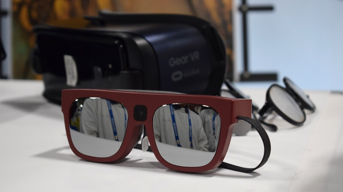Samsung continues to work on smartglasses