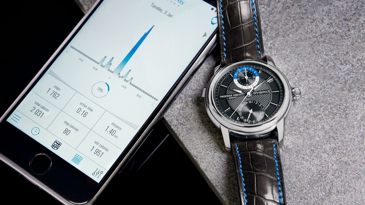 Frederique Constant reveals new smartwatch