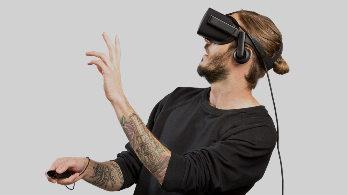 Charged Up: Hey, don't forget about VR