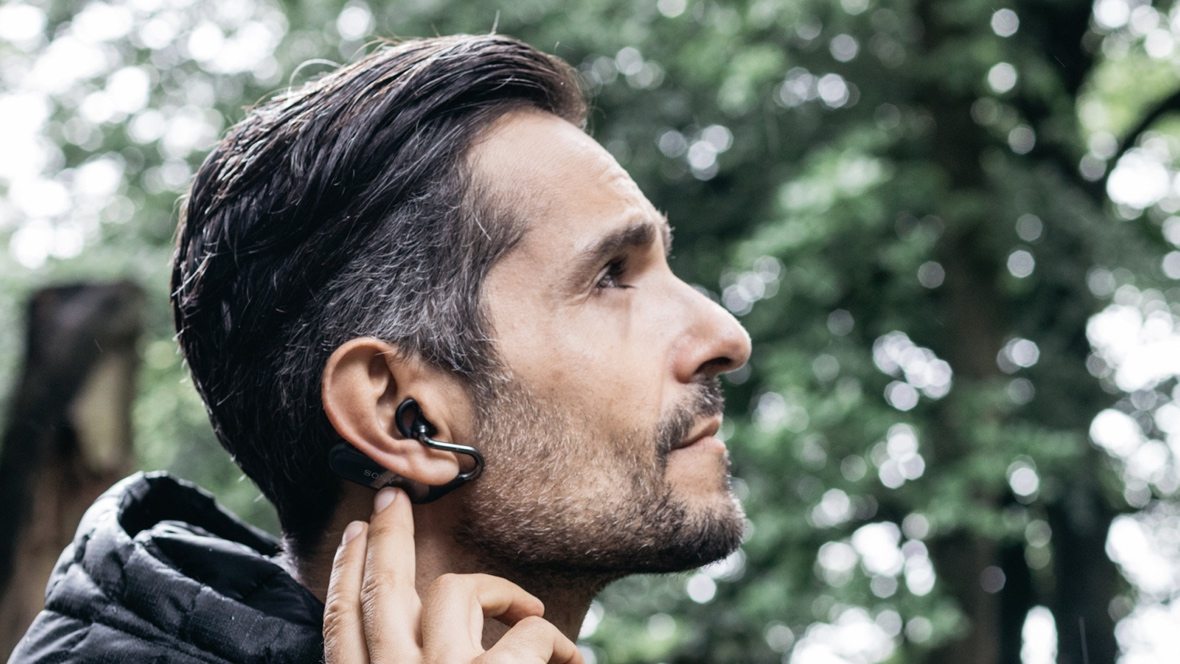 Sony's Xperia Ear Duo buds coming in May