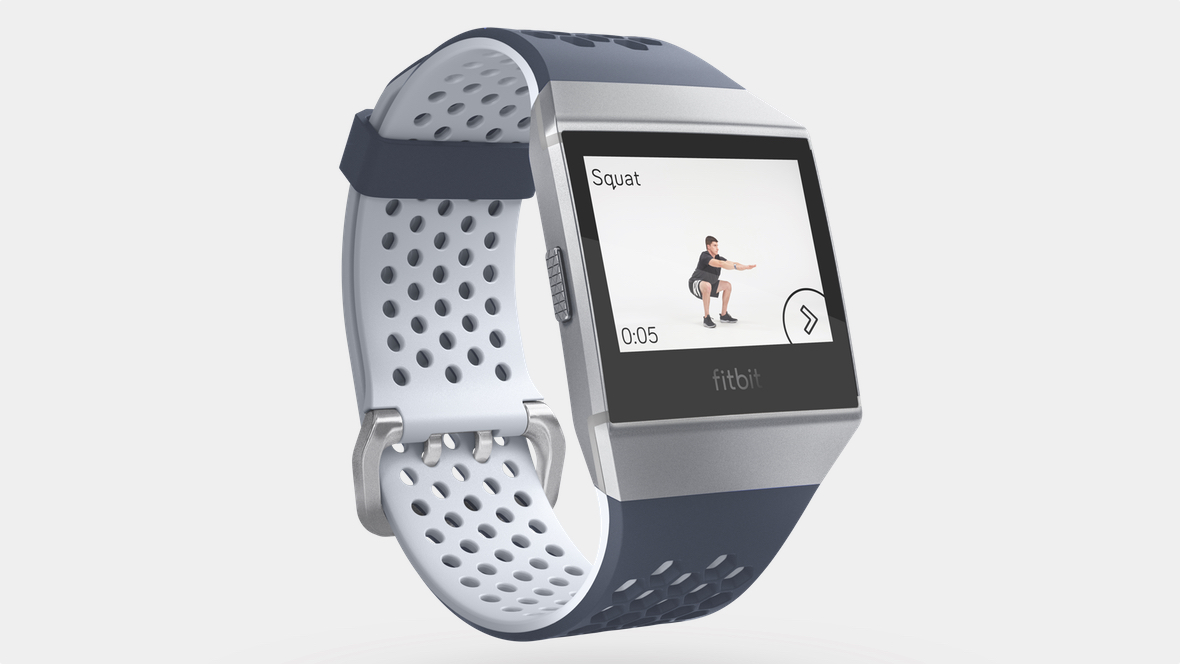 Fitbit Ionic: Adidas edition due 19 March