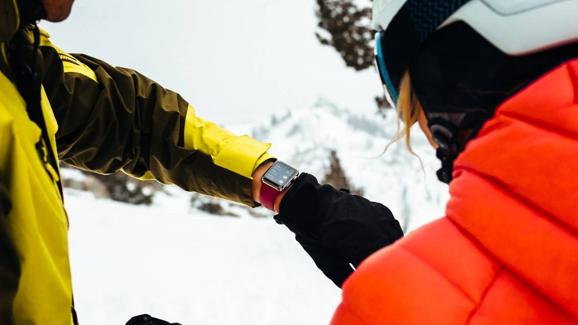 Apple Watch gets winter sport support
