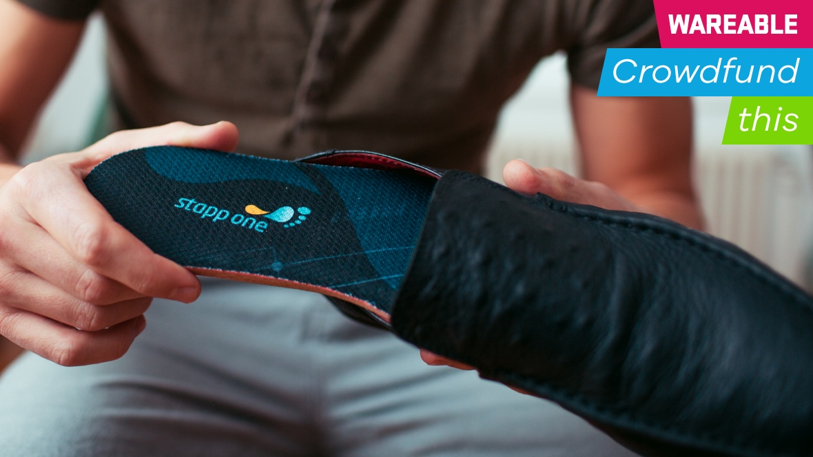 Tracking posture with a smart insole