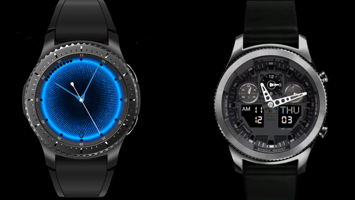 Best Samsung Gear S3 watch faces