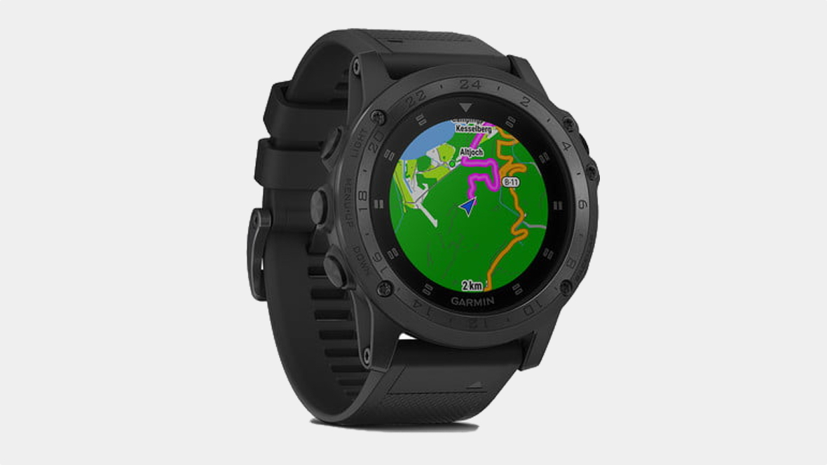 Garmin Tactix Charlie tops up on mapping