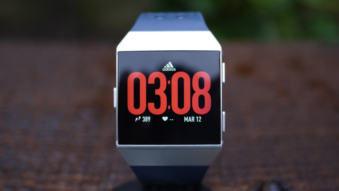 Fitbit Ionic Adidas Edition review 34897106a