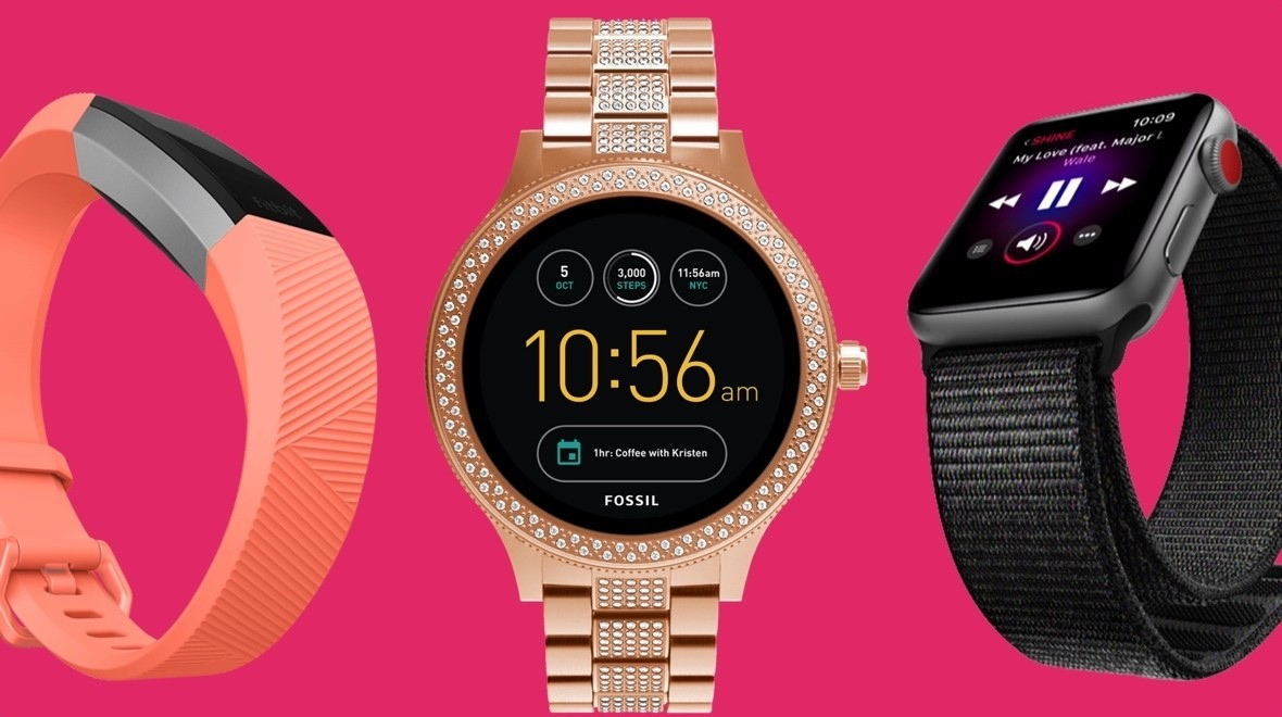 Smartwatches close the gap on trackers