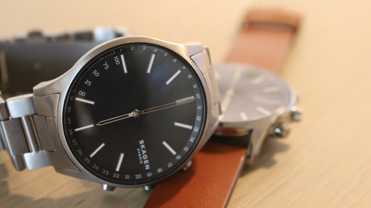 Skagen's Holst is a super light hybrid