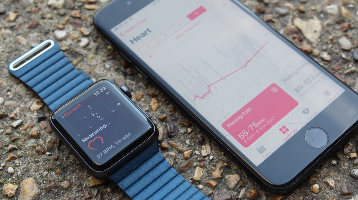 Apple Watch detects atrial fibrillation