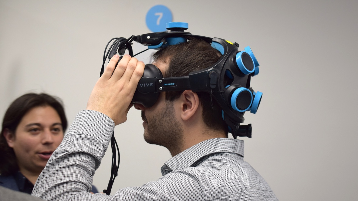 The latest of HTC's Vive startups