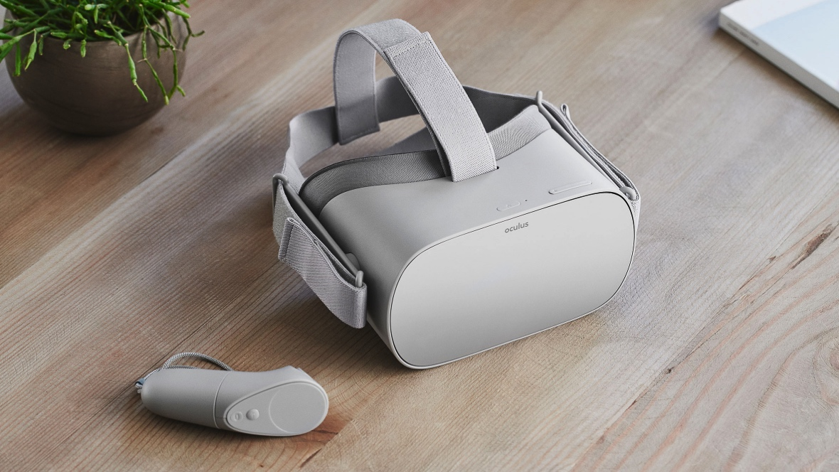 Charged Up: Hurry up standalone VR