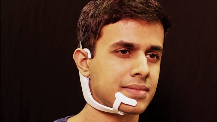 MIT's mind reading headset