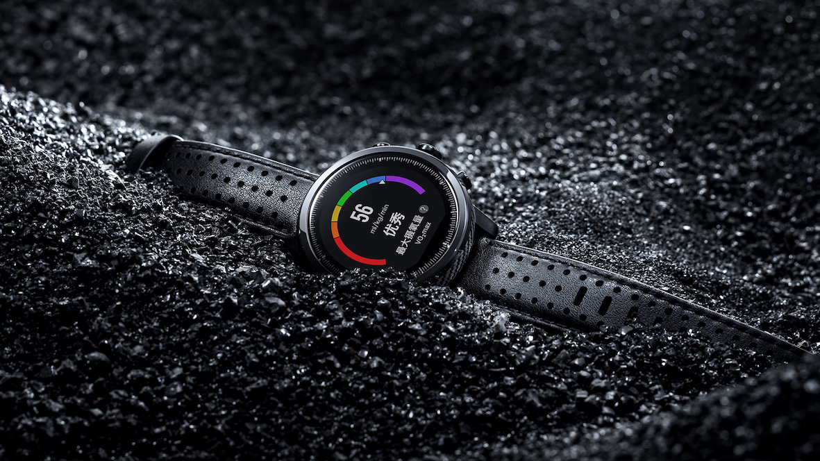 Amazfit launches Stratos multisport watch
