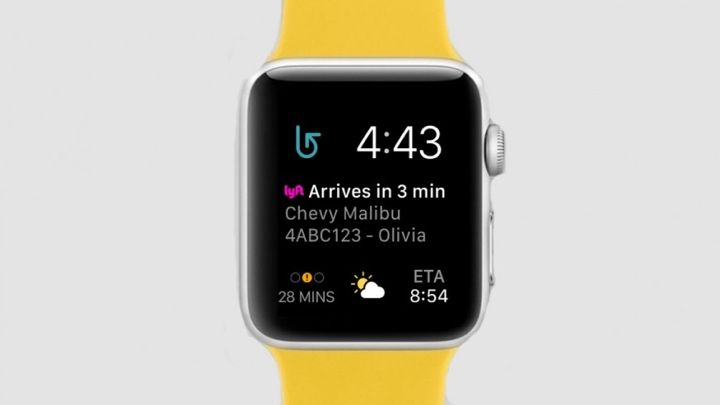 Apple Watch third-party watch faces
