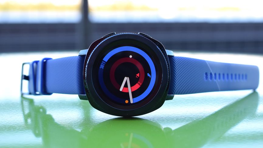 Samsung Gear Sport gets fitness update