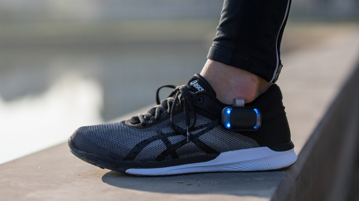 Arion's insole is ready to track your run