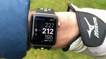Best Apple Watch golf apps