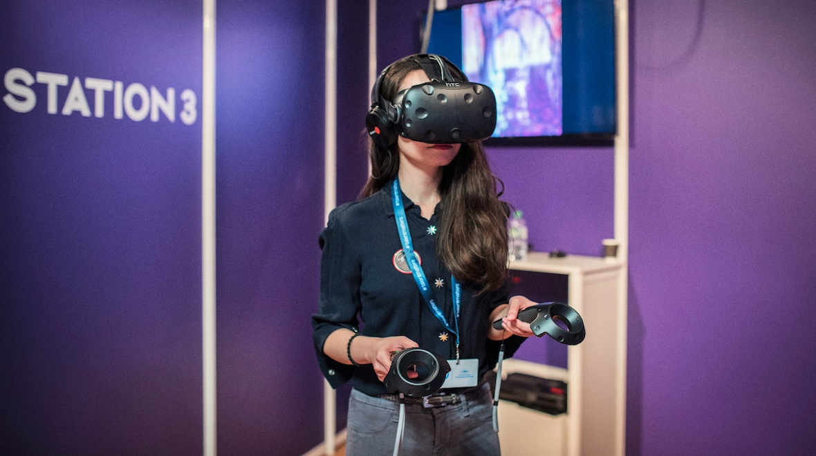 The big VR trends from Cannes