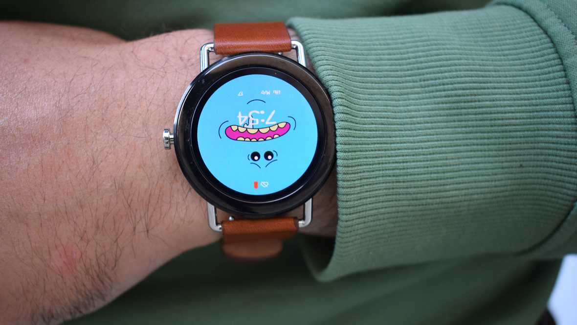 Smartwatches in the age of anxiety