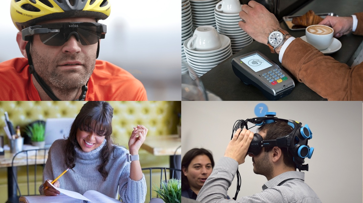 Hot wearable tech startups for 2018